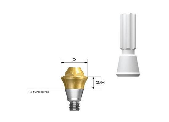 Picture of Multi angled abutment