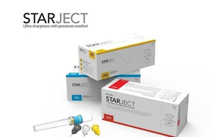 Picture of Star ject needles